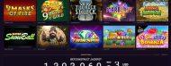 imagem do ecrã vbet casino
