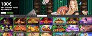 lsbet casino interface screenshot