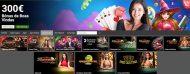 lsbet casino en vivo interface screenshot
